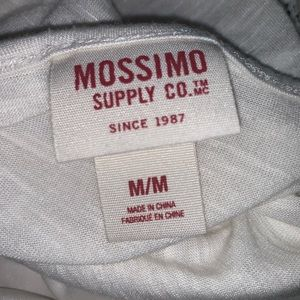 Mossimo Supply Co. Tops - Cream lace tank crop top